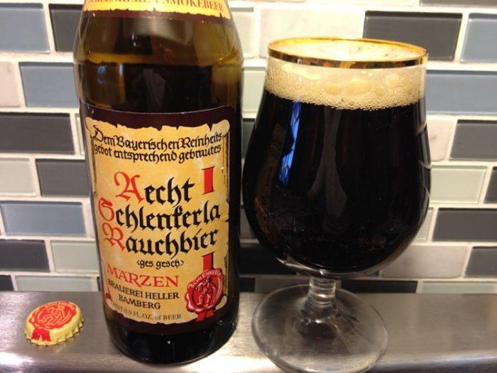 Cerveza Rauchbier