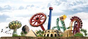 parques de diversiones del mundo