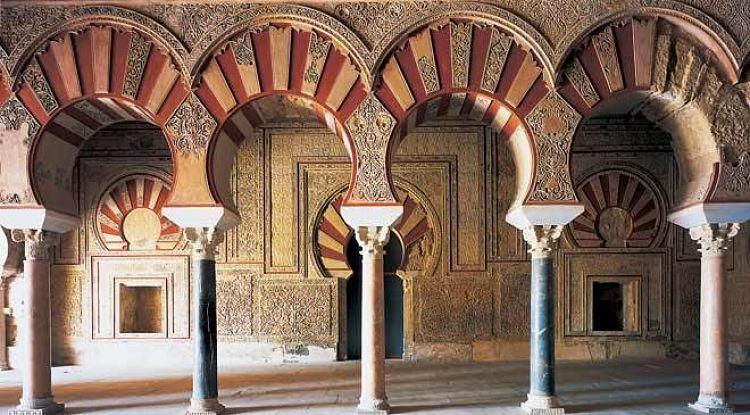 Медина Асахара (Medina Azahara) в Кордове