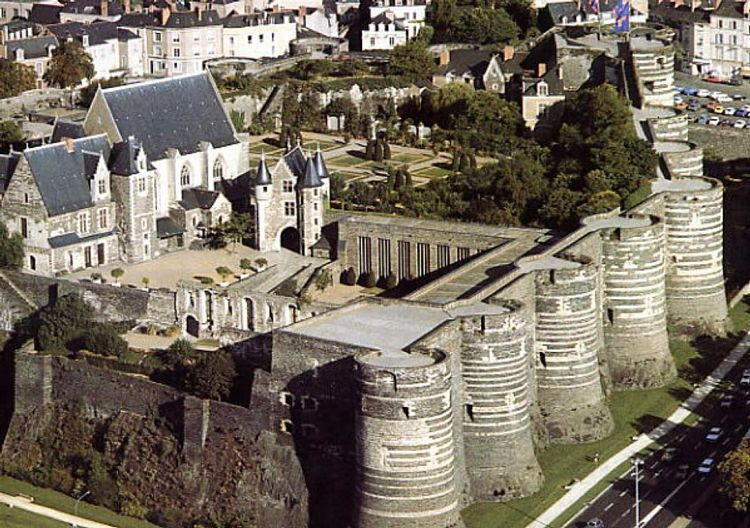 Chateau d'Angers