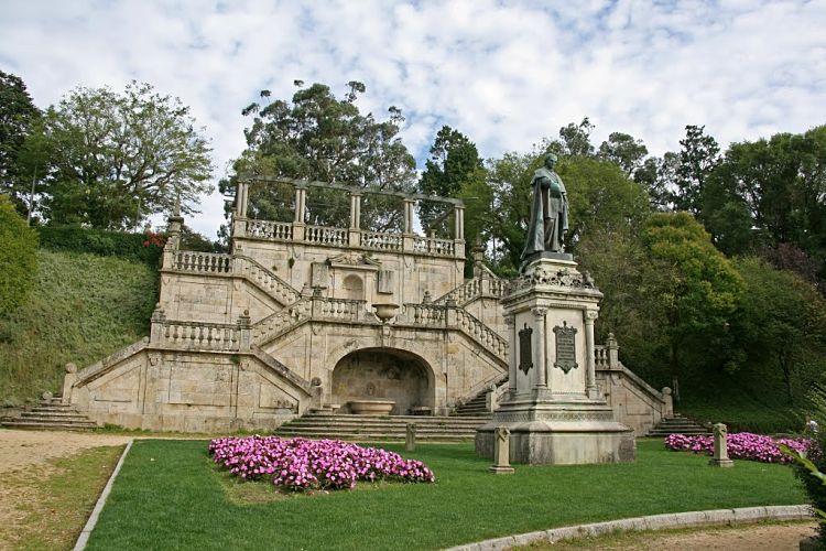 sitios de Santiago de Compostela