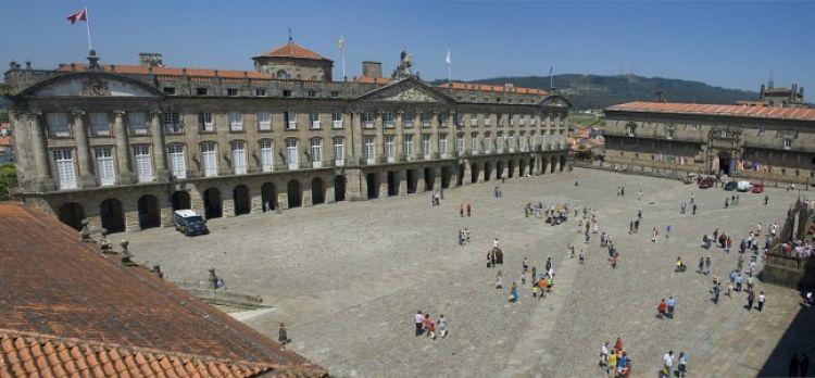 Galicia Santiago deCompostela