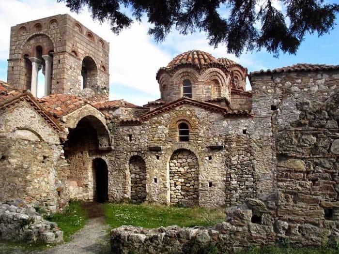 Ruinas de Mystras