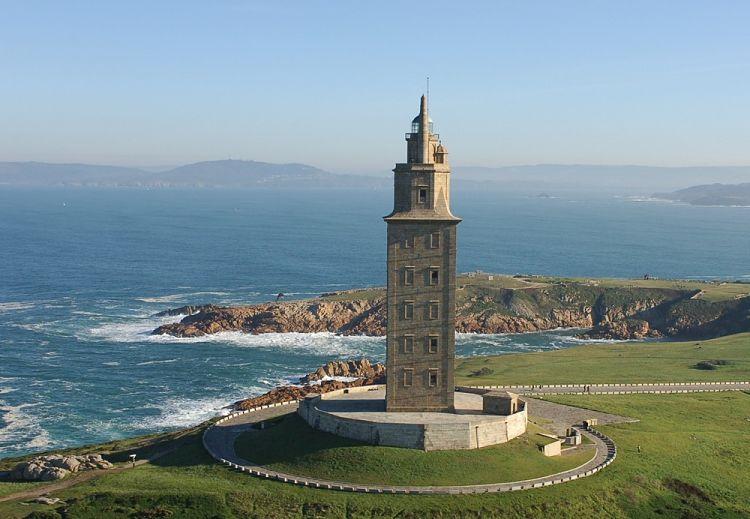 Torre Romana de Hércules, el faro en funcionamiento más antiguo del mundo