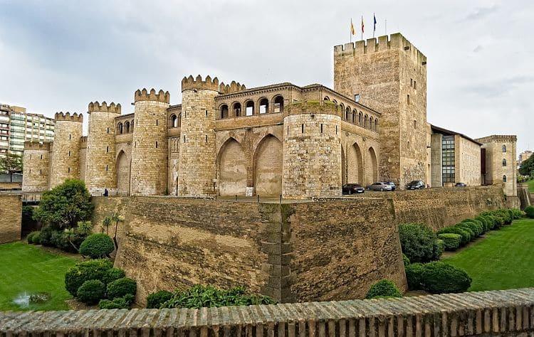 Castillo Moro de Aljaferia