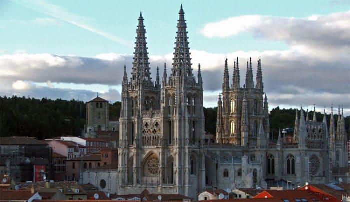 La impresionante Catedral Gótica de Burgos