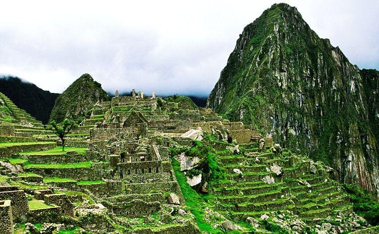 Terrazas e la Ciudad Perdida en colombia