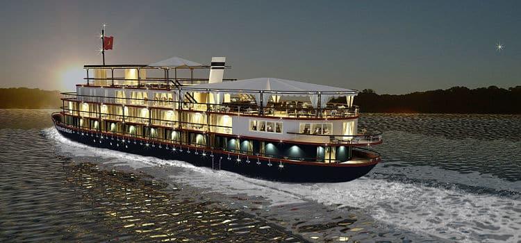 Cruceros de río 6