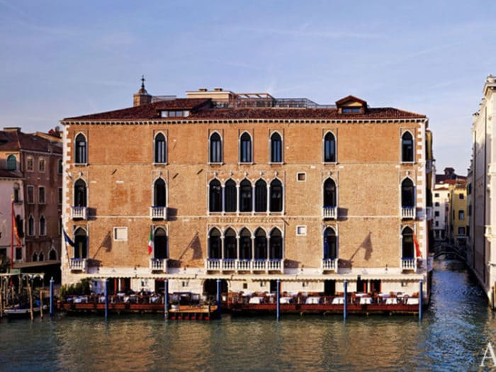 Palacio Gritti en Venecia