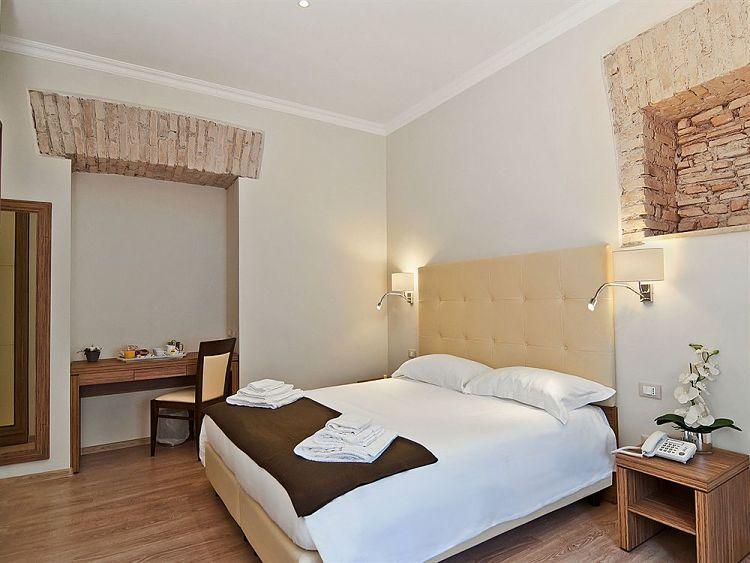 7 hoteles de bajo costo en roma turismo y viajes for Hoteles familiares en roma