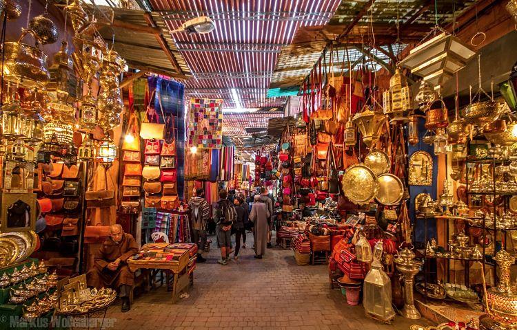 Zocos de marrakech