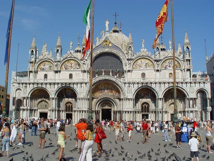 Basílica y Campanile de San Marcos