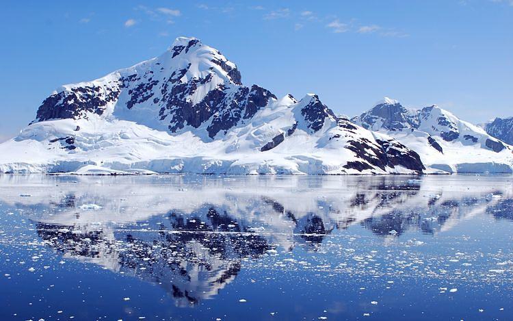 Bahía Paraíso. Antártida