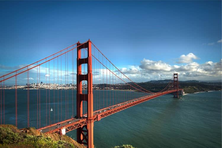 Bahía de San Francisco. California. USA.