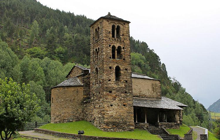 Iglesia de Sant Joan de Casselles