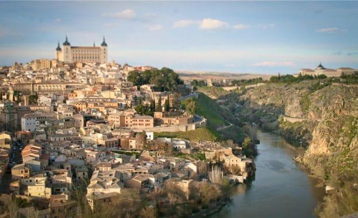 Ciudad Vieja Toledo
