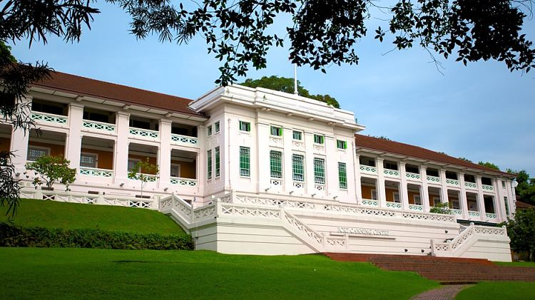 Parque Fort Canning