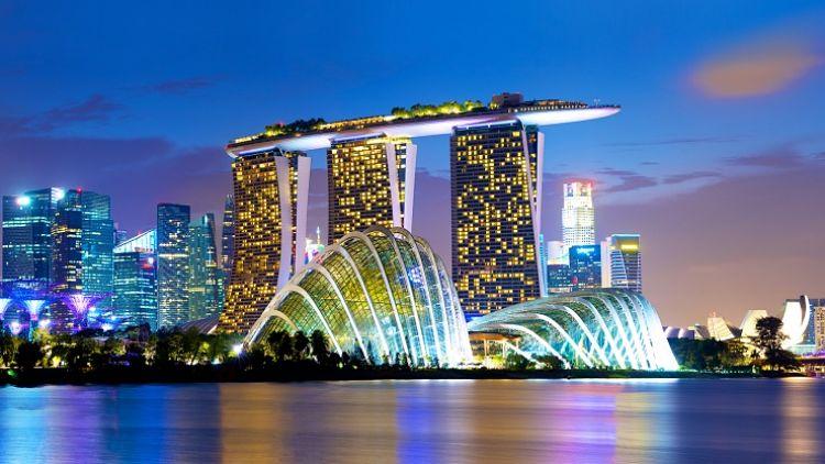 Atracciones tur sticas de singapur top 12 turismo y viajes - Singapur skyline pool ...