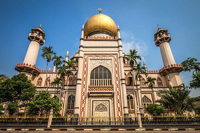 Mezquita Sultan