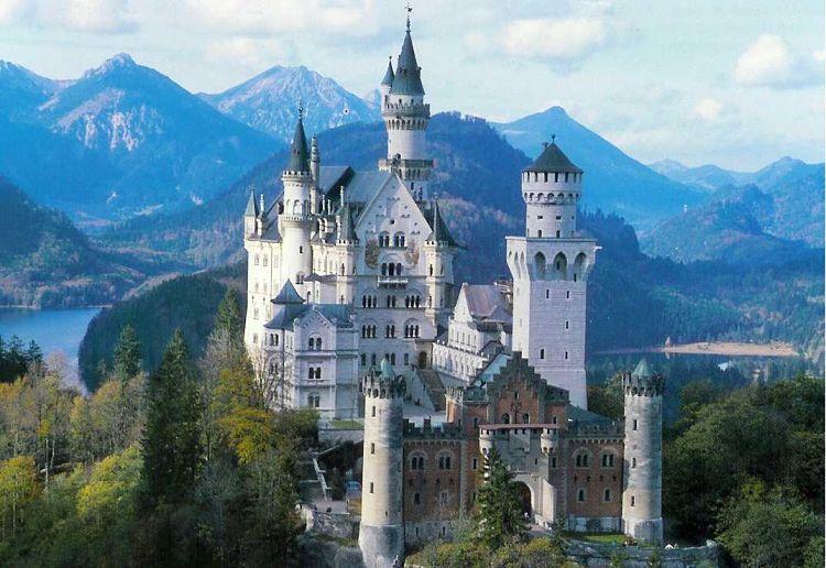 Castillo Neuschwanstein