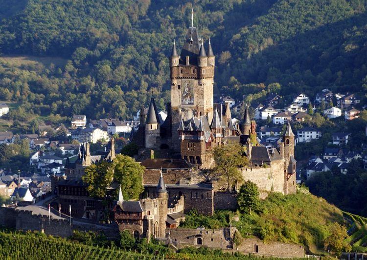 los 10 castillos m s hermosos de alemania turismo y viajes. Black Bedroom Furniture Sets. Home Design Ideas