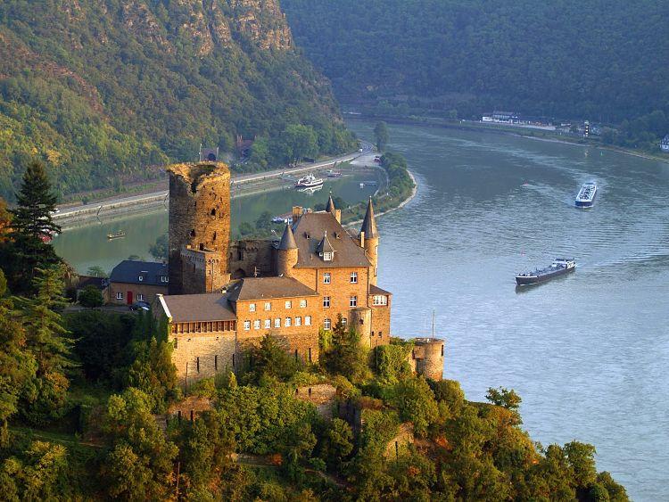 Vista del Río Rin