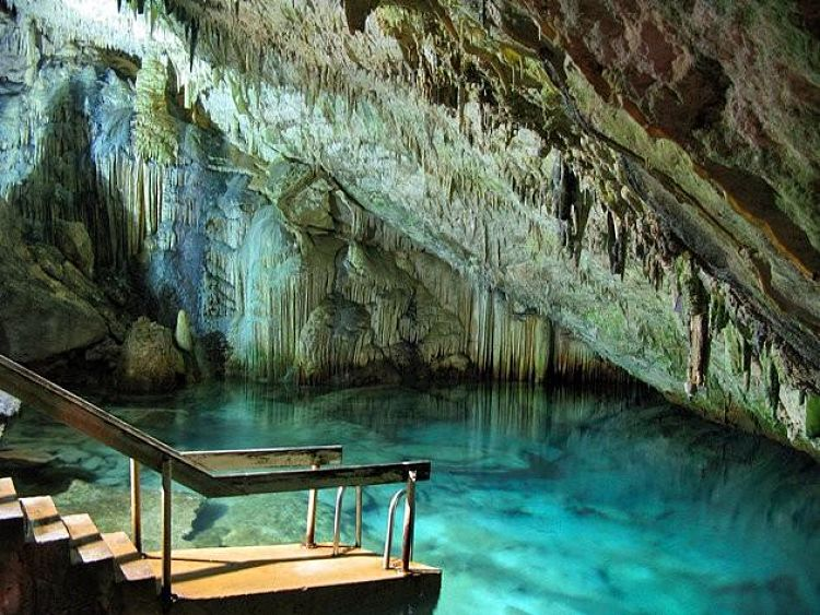 Cuevas Cristal y Fantasía