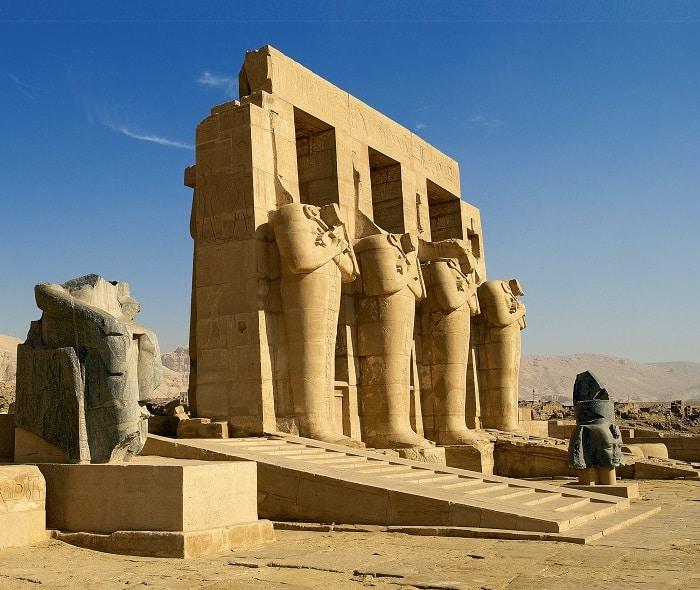 una de las atracciones turísticas de Egipto