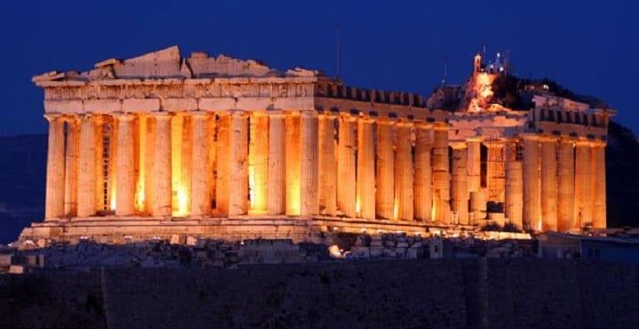 las atracciones turísticas en Grecia