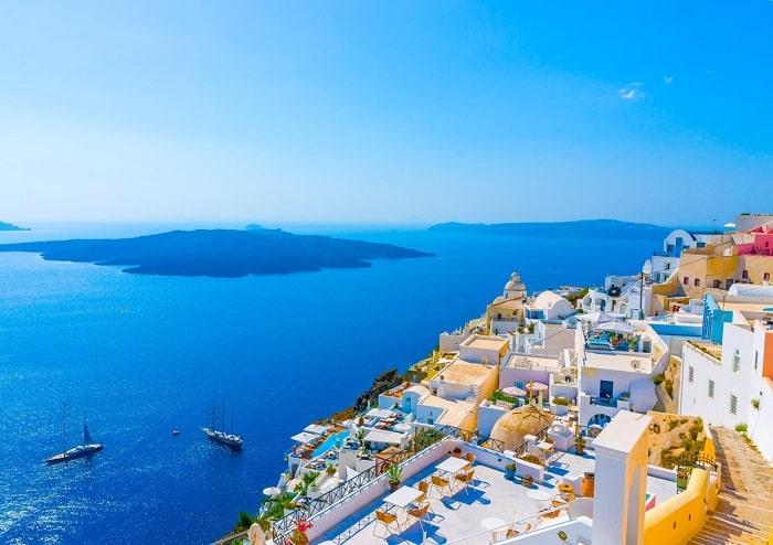 atracciones turísticas en Grecia