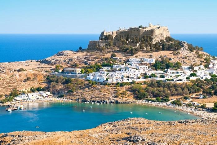 las hermosas atracciones turísticas en Grecia