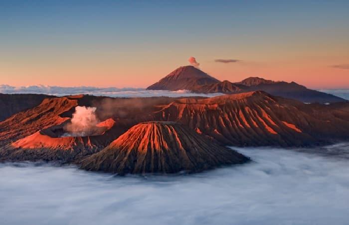las mejores atracciones turísticas de Indonesia