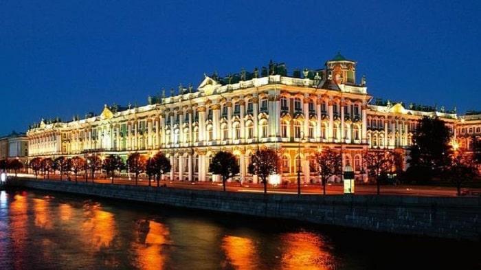 estas son las atracciones turísticas de Rusia