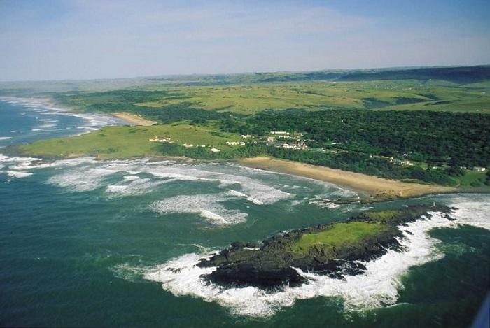 bellas atracciones turísticas de Sudáfrica