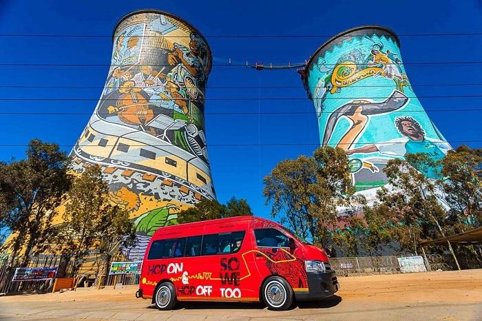 asombrosas atracciones turísticas de Sudáfrica