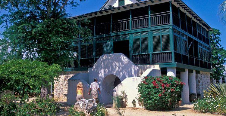 Sitio Histórico Nacional Pedro St. James