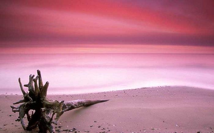 las playas más raras del mundo