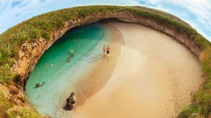 descubre las playas más raras del mundo