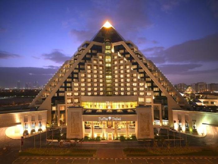 conoce los mejores hoteles de Dubái