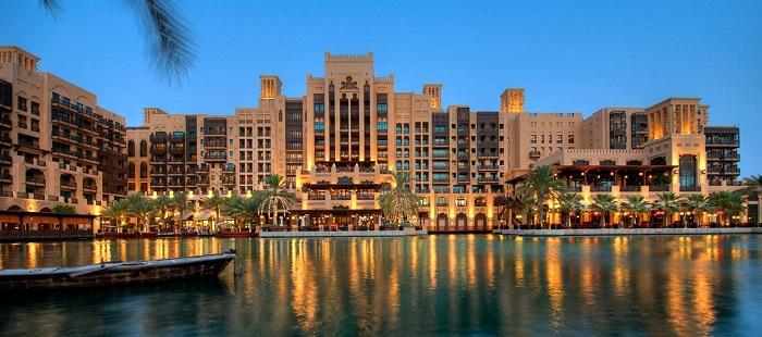 estos son los mejores hoteles de Dubái