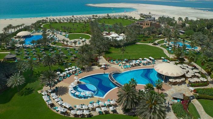 disfruta de los mejores hoteles de Dubái