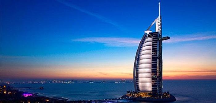 mejores hoteles de Dubái