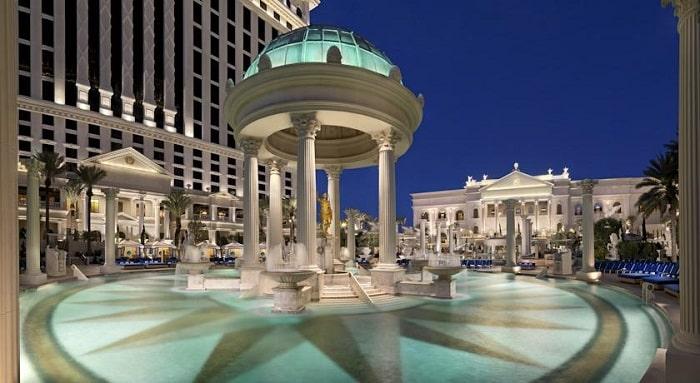 5 mejores hoteles de Las Vegas
