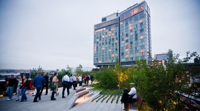 los mejores hoteles de New York
