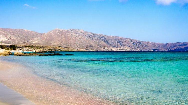 Elafonisi Beach