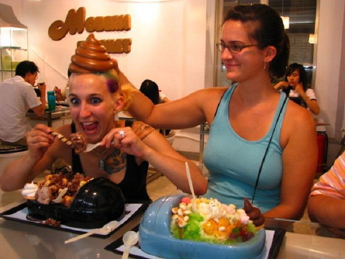 descubre los restaurantes más extraños del mundo