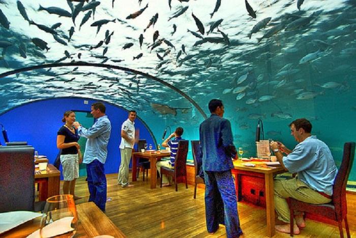 visita los restaurantes más extraños del mundo