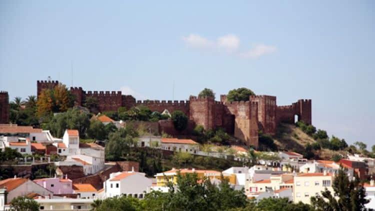 Castillo de los Moros. Silves