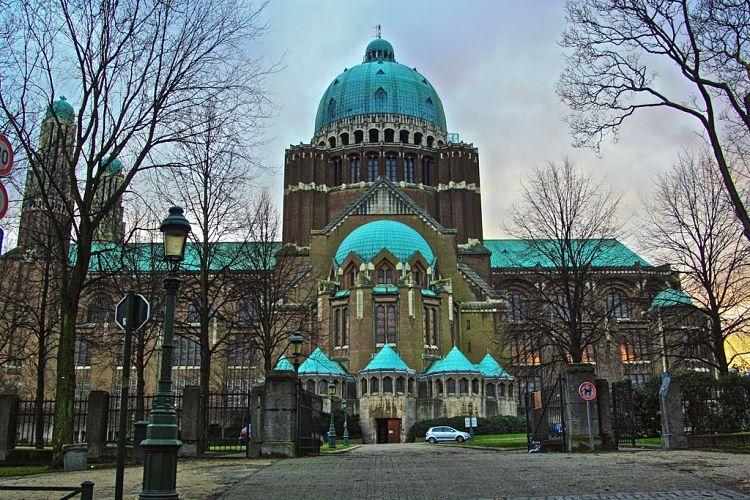 Basílica Nacional del Sagrado Corazón