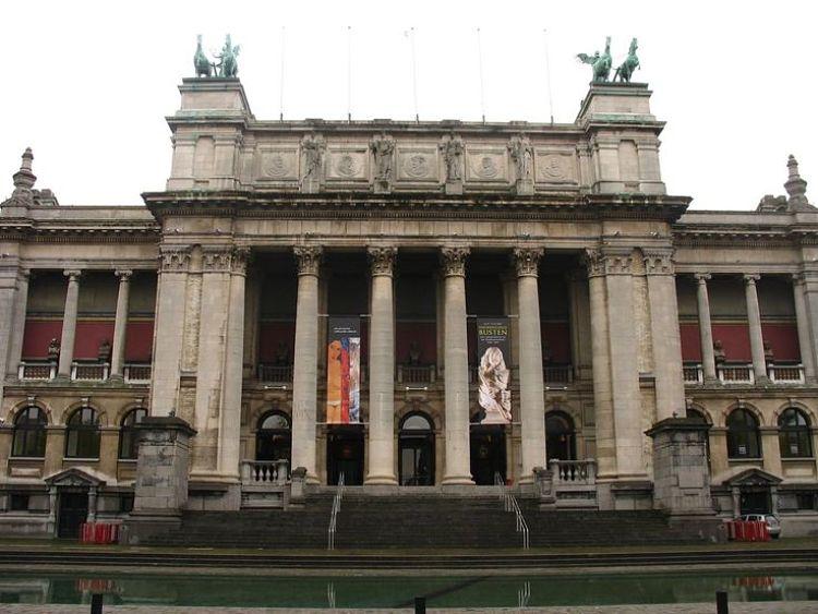 Museo Real Belga de Finas Artes